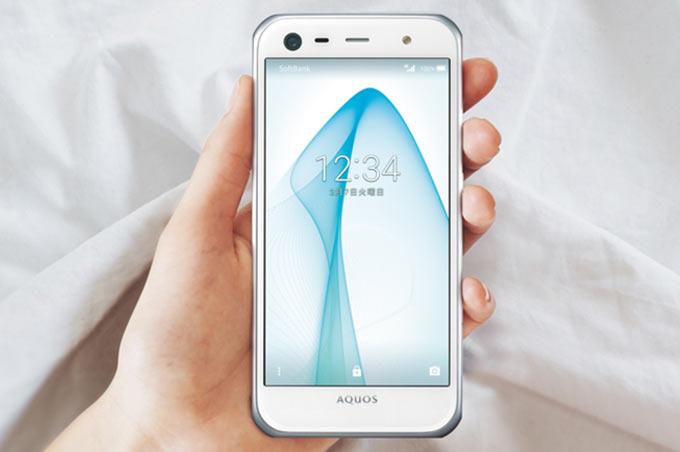 AQUOS Xx3 mini(603SH)