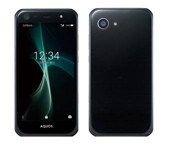 AQUOS Xx3 mini(ブラック)