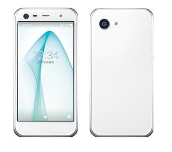 AQUOS Xx3 mini(ホワイト)