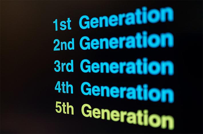 5th Generarion
