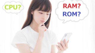 ROM?RAM?CPU?